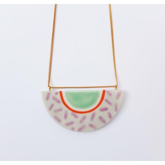Slice Necklace