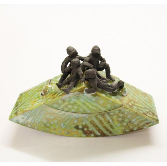 Ceramic Rocking Box
