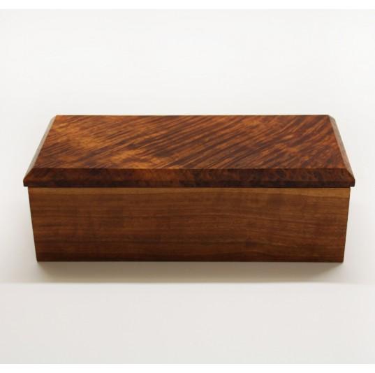 Redwood Burl Jewellery Box